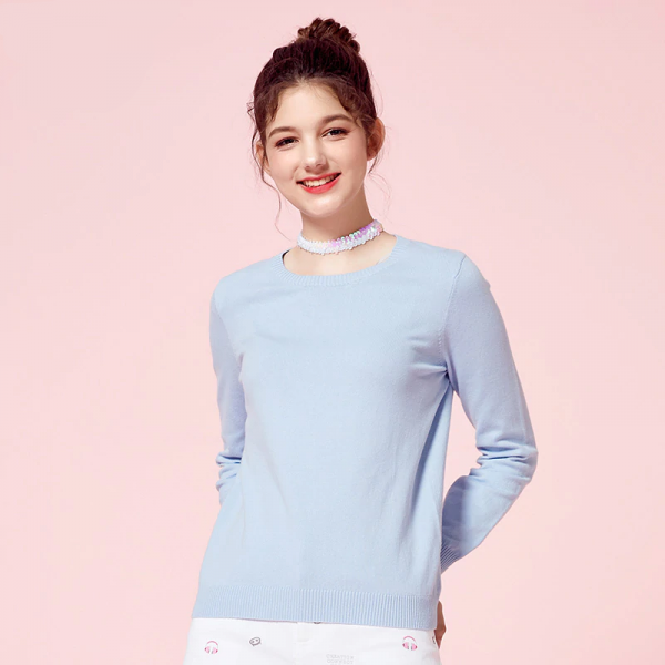 Basic Sweaters for Women - 10 Colors 1