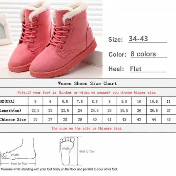 Ankle Boots - 8 Colors 6