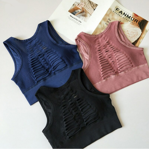 Fashion Sports Tops - 3 Colors 4