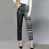Women's Plaid Pants - 4 Sizes
