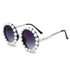 Sublime Fashion Round Sunglasses 140mm 1