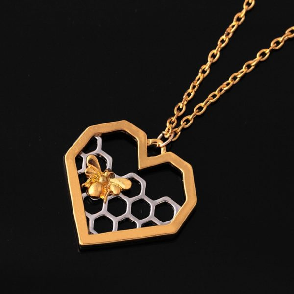 Valentine's day necklace and pendant